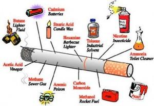 Cómo dejar de fumar engorda