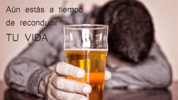 El alcoholismo y en la familia