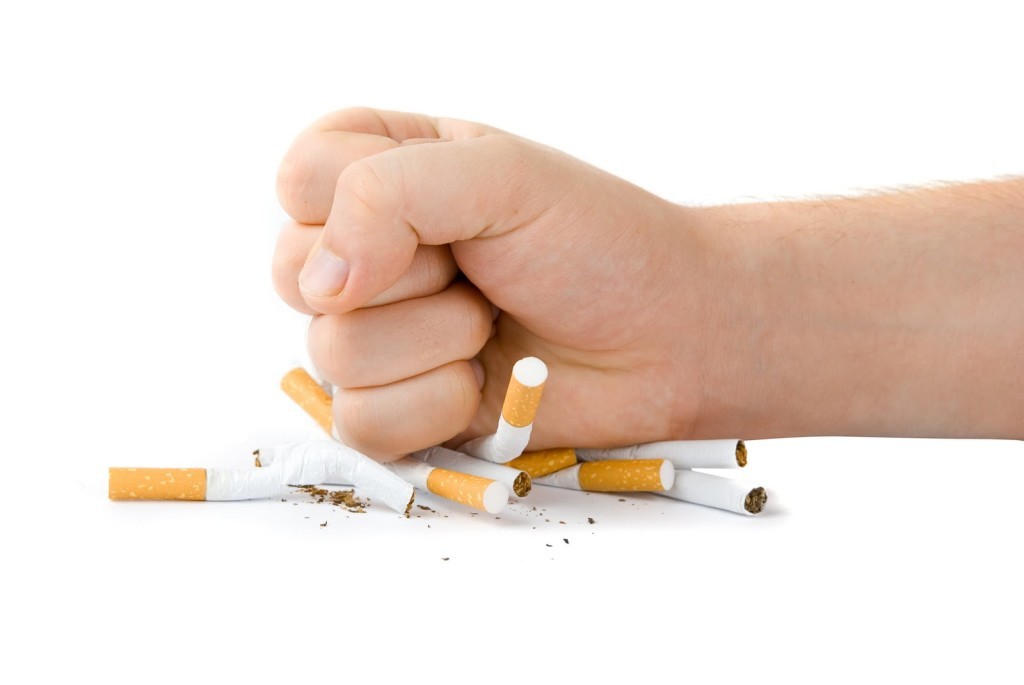 Por qué he dejado a beber y fumar
