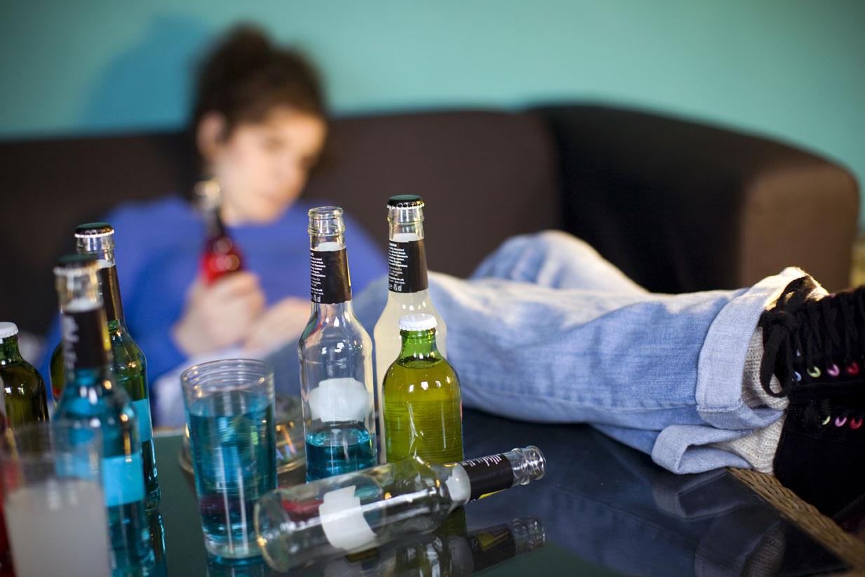 Cómo permanecer sobrio