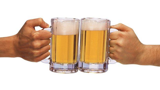 empezar a beber