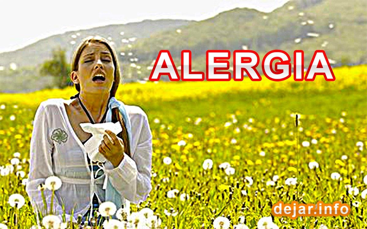 como dejar de tener alergia