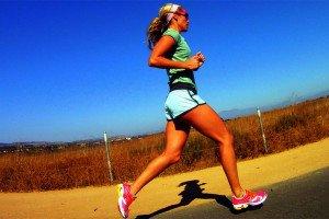 empezar a correr desde cero